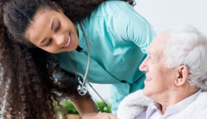assisted living staff